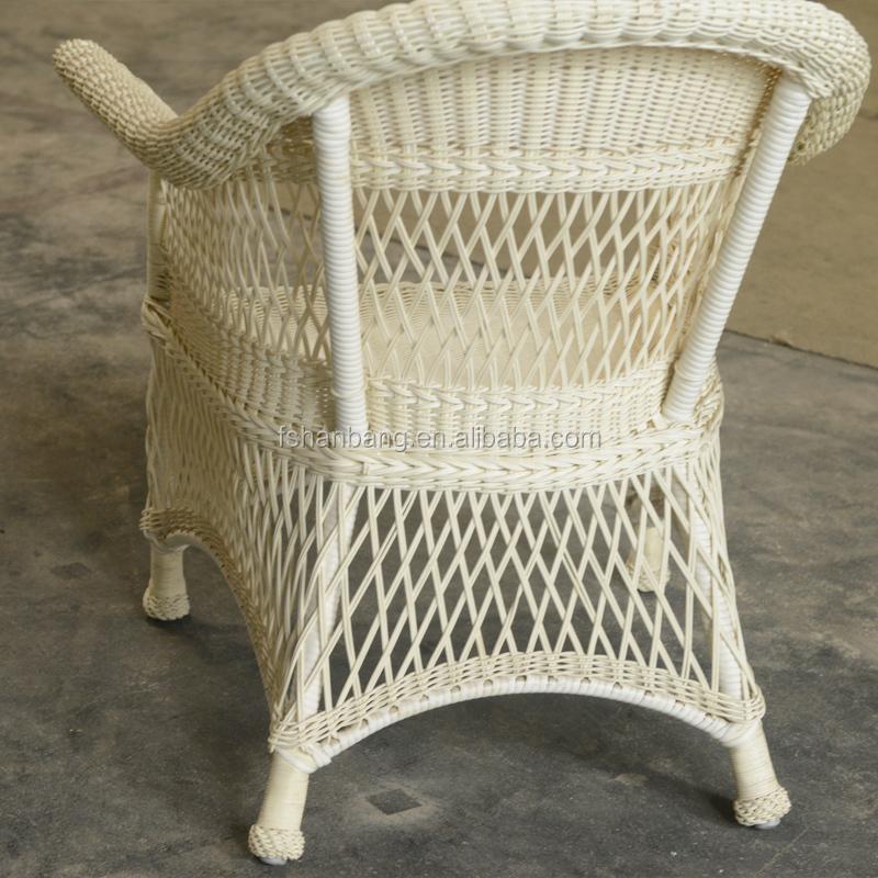 Blanco todo el tiempo al aire libre jardín interior Lowes resina PVC ...