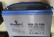Good 12v 100ah solar battery 100ah agm for solar system and ups