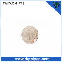 2014 Personalized Hot sales Metal Antique indian coin for souvenir