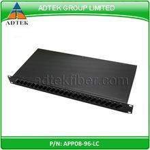 New Arrival 96 Core Panel Fiber Optical Equipment Patch Panel