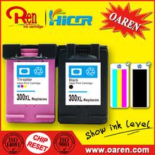 Para HP300 300XL Cartuchos de Tintas para HP Cartucho c4780