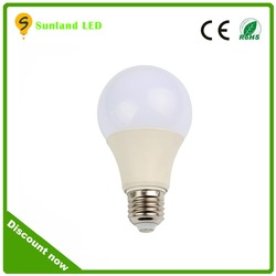 2015 hot sale led light bulb energy Saving 300 lumen led bulb b22 e27