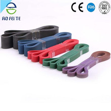 fitness weight training machines resistance bands in colors
