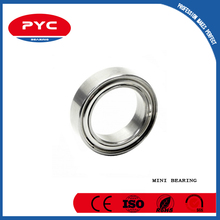 PYC High Speed Miniature Inch Size Ball Bearing Used Ball Bearing Swivels Wholesale
