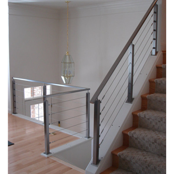 Shenzhen Stainless Steel Wire Rope Railing System For