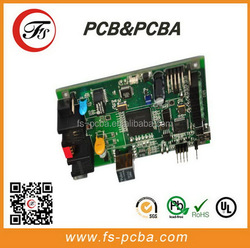 Pcb assembly for antenna test card,antenna pcba board,rid shelf antenna pcb assembly