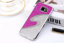Metal fancy cell phone cases trendy cell phone case cell cover for samsung galaxy s6
