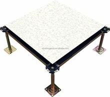 Calcium Sulphate access raised floor with Trimless HPL Lamination