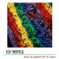 colorant pigment iron oxide red fe2o3 food grade chemical formula