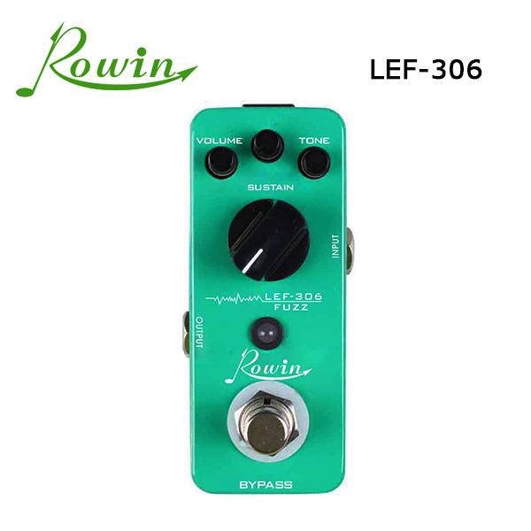 Atacado mini electric guitar distorção/fuzz/atraso/echo/coro/flanger pedal de efeitos