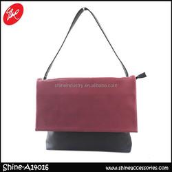 china wholesale office woman shoulder bag