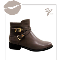 American style antislip snow boot