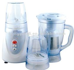high performance electric blender mixer (3 in 1) with CCC CE