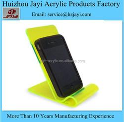 JY-033Factory wholesale custom made acrylic iphone 5s display/iphone 4s display/display iphone 5