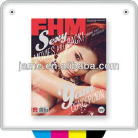 2014 guangzhou jame printing fascinating adult toys and magazines