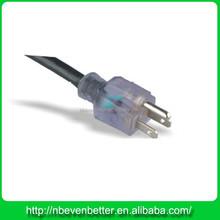 Wholesale Brazil c7 polarized power cord