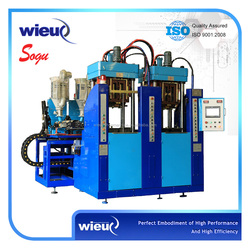 Xk0168 Hydraulic Fixed 2 Color Shoe Sole PVC/TPR/TR/TPU Injection Machine