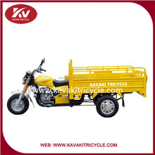 Famous Brand KAVAKI Hot Sale 2015 China 150cc/200cc Hot Cargo Three Wheel Motorcycle