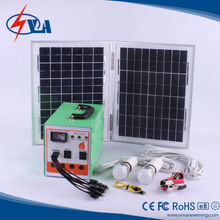 20w mobile home solar system with 150w inverter