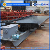 Low price 6s shaking table for gold mining separation for sales
