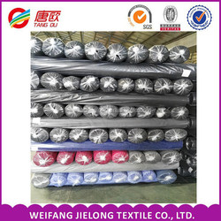 AB grade COTTON spandex drill stock fabric for garment Wholesale 100% cotton twill fabric for garment,shirts,dress