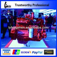 diesel generators engine assembly
