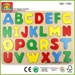 Top Bright alphabet board