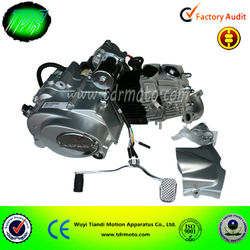 Hot sale High performence LIFAN 110cc Engine for pit bike dirt bike motorcycle