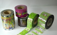 PET/BOPP/PA/PE printing Roll Opaque Film for flexible packing