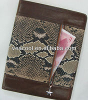 New Snake PU Leather Case Cover Skin Stand for Apple iPad 2 3 4