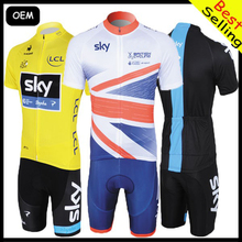 Accept sample order coolmax wholesale cycling jersey,cheap china cycling clothing,custom cycling wear with competitive price