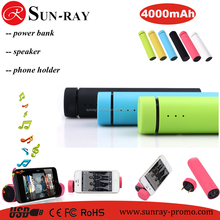 portable wirleless speaker outdoor protable usb speaker with power battery charge 4000mah