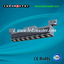 wholesale cheap commercial led track spotlight for gallery cloth shop