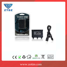 1200MAH Mobile Rechargeable Battery For XBOX One
