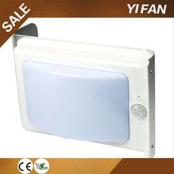 Wireless Solar Sensor Light From China With Solar Panel