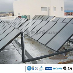 2015 Factory direct hot sales flat panel solar collectors for home&business made in China