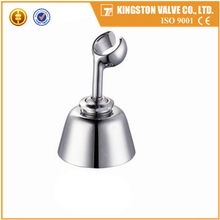 K623 Brass polishing shower head holder chrome plated brass sanitary accessories