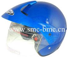 Protección de la cara del casco de la motocicleta