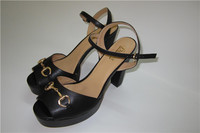 New style fashion high heel new collection of sandals