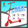 Factory Sales Aluminum Folding Scooters For Kids