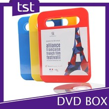Customized Packing & Cover Print CD DVD Box
