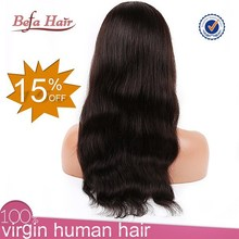 wholesale cheap headband human hair wigs for black women