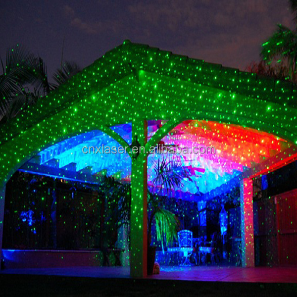 christmas laser lights from china outdoor