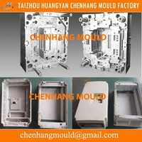 Injection plastic box mould aussie box coolers