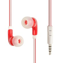 High quality different color cheap promotion earpiece for sell