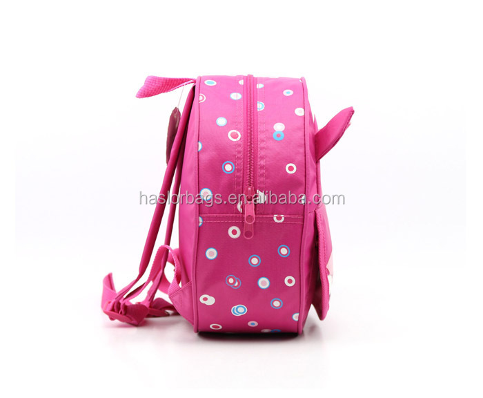 Wholesales fashion cute kids animal backpack child school bag