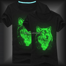 2015 Top sale led t-shirt high quality low price wholesale factory lighting music