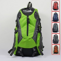 Custom Polyester Hiking Backpack And Traveling Wholesale Backpack