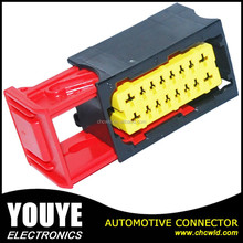 YY731001 16poles female automotive window wire connector for Peugeot/Citroen