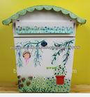 caixa de correio do ferro